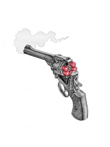Lámina Russian Roulette - Javier Rubín