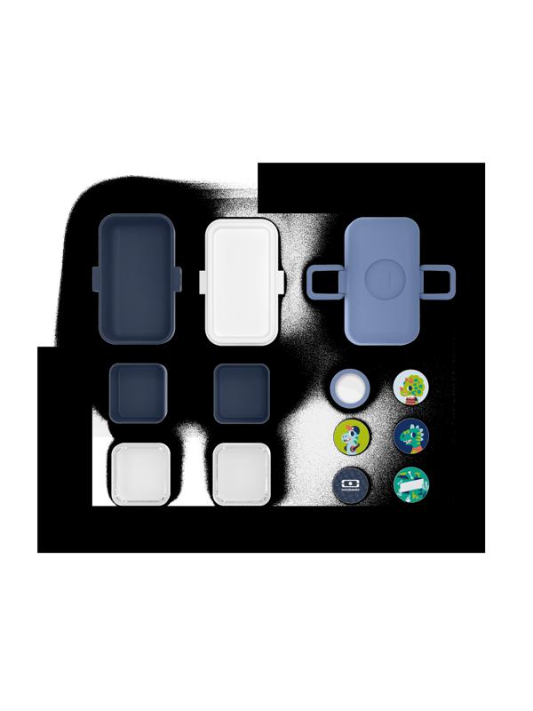 Bento Tresor Azul Infinity