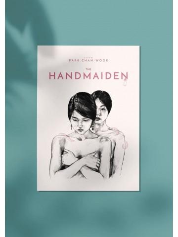 Lámina The Handmaiden - Belén Diz