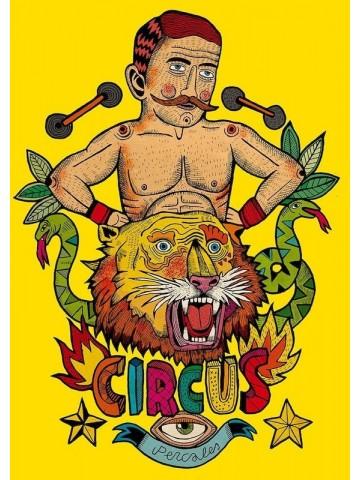 Lámina Circus - Asis Percales