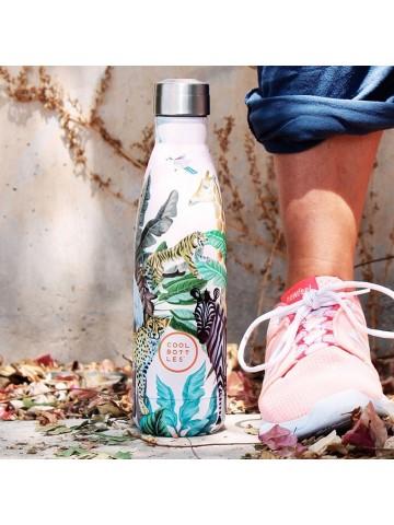 Botella térmica Tropical Jungle Pink