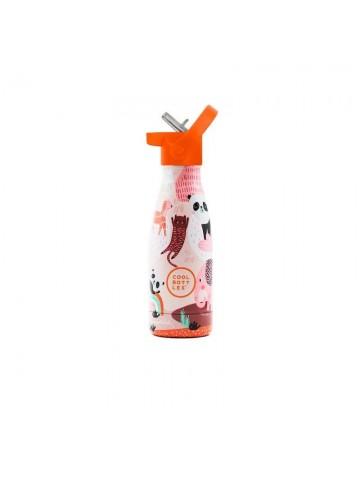Botella térmica Panda Gang