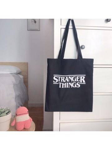 Tote bag Stranger Things
