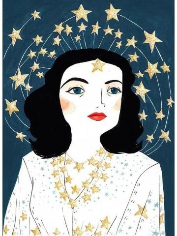 Lámina Hedy Lamarr - María Hesse