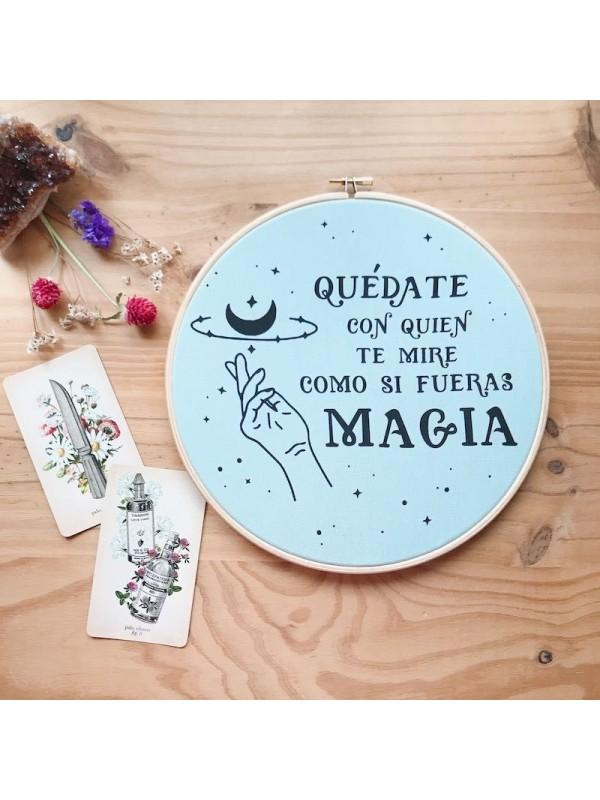 Bastidor Magia