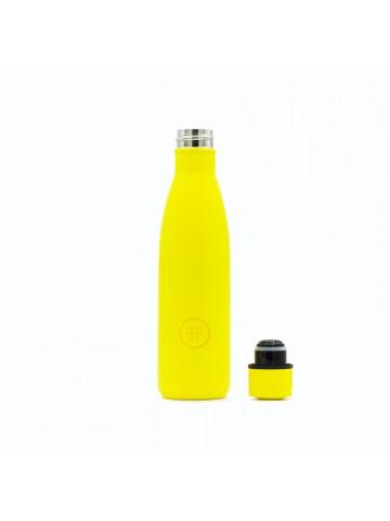 Botella térmica Neon Yellow