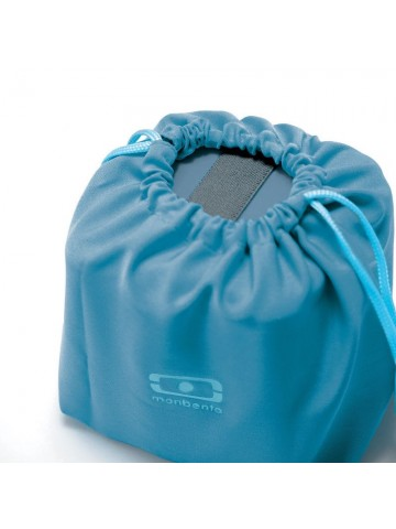 Bolsa Bento Azul Denim