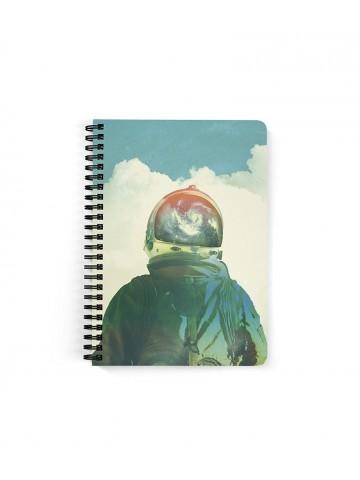 Libreta God is an astronaut