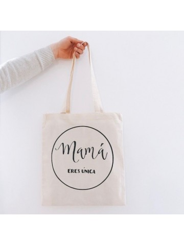 Bolsa Mamá eres única