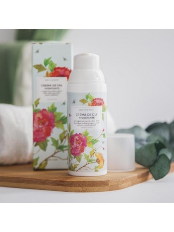 Crema Facial hidratante para piel mixta