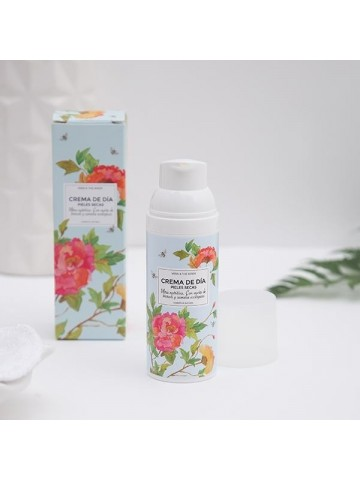 Crema facial nutritiva para piel seca - Vera & the birds