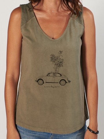 Camiseta Bettle Laura Agustí