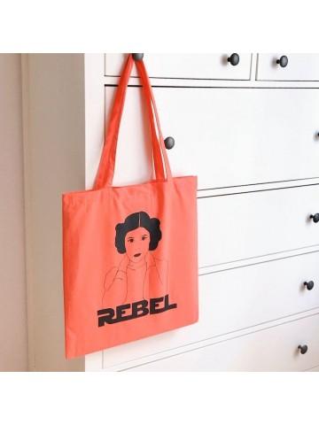 Tote bag Rebel