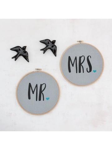 Bastidor Mr & Mrs