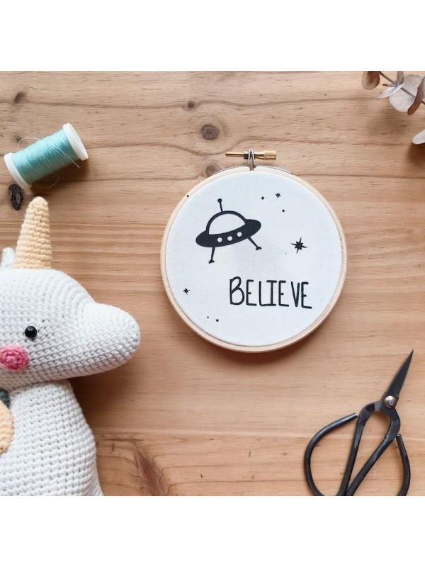 Bastidor Believe