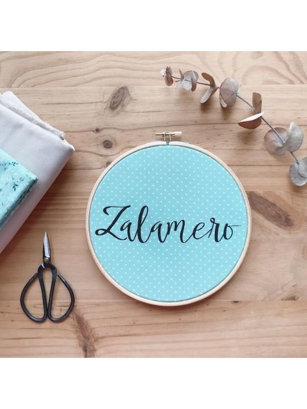 Bastidor Zalamero