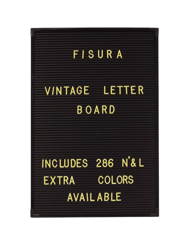 Letras Letter Board