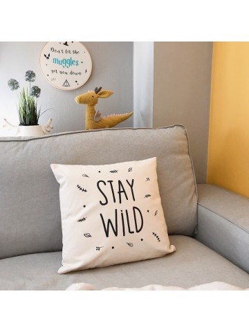 Cojín Stay Wild